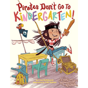 Amazon: Pirates Don't Go to Kindergarten! Kindle Edition Book $4.99 (Reg....
