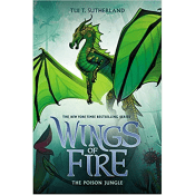 Amazon: Pre-Order The Poison Jungle Wings of Fire, Book 13 $11.89 (Reg....