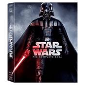 Amazon: Star Wars-The Complete Saga - Episodes I-VI $58.08 (Reg. $61.99)...
