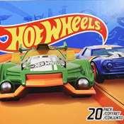 Amazon: Hot Wheels 20 Cars Gift Pack $12.99 (Reg. $21.99)