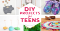 Cool diy Projects for teens
