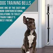 Amazon: 2 Pcs Dog Doorbells For Potty Training $9.99 (Reg. $20.99)