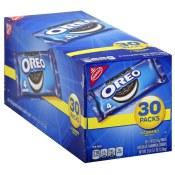 Amazon: Oreo Chocolate Sandwich Cookies - 30 Snack Packs as low as $13.77...
