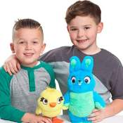 Amazon: 11 Inches Toy Story 4 Scented Friendship Plush Set $10.30 (Reg....