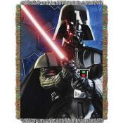 Amazon: Star Wars Woven Tapestry Throw Blanket $12.14 (Reg. $43.90)
