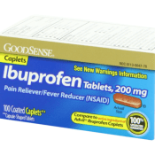 Amazon: 100 Count GoodSense Ibuprofen Tablets as low as $2.22 (Reg. $4.04)...