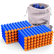 Amazon: 100pcs NERF N-Strike Elite Bullets Ammo Pack $8.99 (Reg. $24.92)