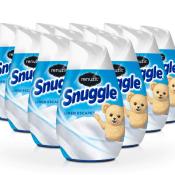 Amazon: 12 Count Renuzit Snuggle Solid Gel Air Freshener, Linen Escape...