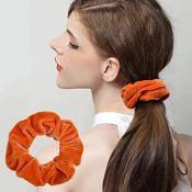 Amazon: 20 Pack Velvet Hair Scrunchies $10.99 (Reg. $14.99) + Free Shipping
