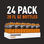 Amazon: 24 Pack POWERADE Electrolyte Enhanced Sports Drinks $11.94 (Reg....