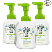 Amazon: 3-Pack Babyganics Alcohol-Free Foaming Hand Sanitizer as low as...