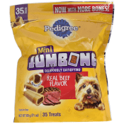 Amazon: 35 Count Pedigree Jumbone Dog Treats, 21 Oz $6.13 (Reg. $10.99)