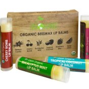 Amazon: 6 Pack Sky Organics Organic Lip Balm, Assorted Flavors as low as...