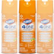 Amazon: Clorox 4-in-1 Disinfectant Sanitizer $2.99 (Reg. $7.39)