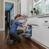 Walmart: Hoover Spotless Portable Carpet & Upholstery Cleaner $59.99...