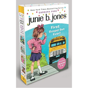 Amazon: Junie B. Jones Books Box Set $10.66 (Reg. $20)