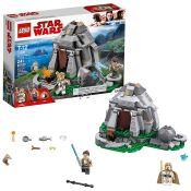 Amazon: LEGO Star Wars The Last Jedi Ahch-To Island Training Set $18.99...