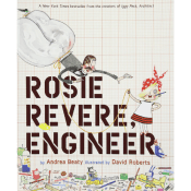 Amazon: Rosie Revere, Engineer Hardcover Book $6.91 (Reg. $18.99)