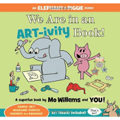 Amazon: We Are in an ART-ivity Book! (An Elephant and Piggie Book) $6 (Reg....