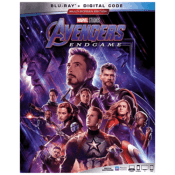 Amazon: AVENGERS ENDGAME Blu-ray $17.96 (Reg. $39.99)