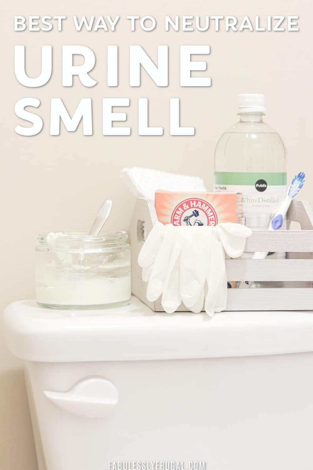 How To Get Rid Of The Bathroom Urine Smell