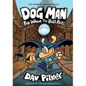 Amazon: Dog Man For Whom the Ball Rolls Hardcover Book $5.02 (Reg. $12.99)
