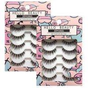 Amazon: 2 Pack Multipack Demi Wispies Fake Eyelashes 10 Pair Total $9.99...