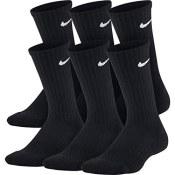 Amazon: NIKE Kids' Everyday Cushion Crew Socks (6 Pairs) $13.50 (Reg....