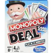 Amazon: Monopoly Deal Card Game $3.99 (Reg. $6.99)