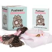 Amazon: Pusheen Cross Stitch Kit $6.68 (Reg. $9.95)