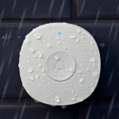 Wireless, Waterproof Doorbell with 36 Melodies, & a Flashing Option...