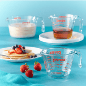 Walmart: 3-Piece Pyrex Glass Measuring Cup Set $15.23 (Reg. $24.99) - FAB...
