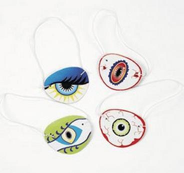 Crazy Eye Patch alternative valentines day gifts