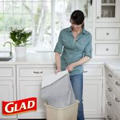 Amazon: 110 Glad Tall Kitchen Trash Bags as low as $13.92 (Reg. $19.08)...