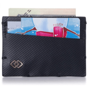 Amazon: Alpine Swiss RFID Mens Thin Minimalist Wallet $4.19 (Reg. $9.99)...