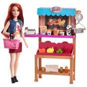 Amazon: Barbie Grocery Playset $9.99 (Reg. $16.99)