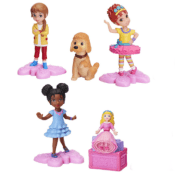 Amazon: Fancy Nancy Figurines Set $5.85 (Reg. $14.99)