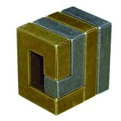 Amazon: COIL Hanayama Cast Metal Brain Teaser Puzzle (Level 3) $3.42 (Reg....