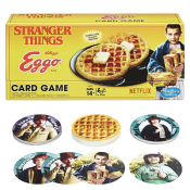 Amazon: Hasbro Stranger Things Eggo Card Game $7.49 (Reg. $14.99) - FAB...