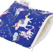 Amazon: Reusable BPA Free Snack Bag, Unicorn Dreams $4.58 ($9.99) - FAB...