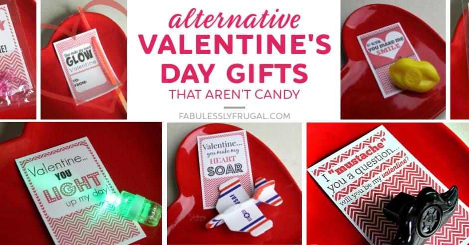 Alternative valentines day gifts