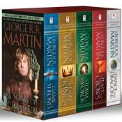 Amazon: A Game of Thrones 5 Book Box Set $19.31 (Reg. $49.95)