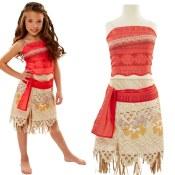 Walmart: Disney's Moana Adventure Outfit Costume $9.64 (Reg. $17)