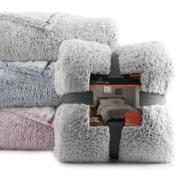 Kohl's Black Friday Doorbuster! Cuddl Duds Plush Blankets as low as $17.99...