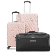 Kohl's Black Friday! American Tourister Ellipse 3-Pc Luggage Set as low...