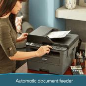 Amazon Black Friday! Brother Monochrome Laser Printer, Compact All-In-Printer...
