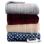 Kohl's Cyber Monday! Cuddl Duds Electric Sherpa Throws as low as $47.99...