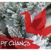 P.F. Chang's: FREE $20 Bonus Card for Every $100 Spent on Gift Cards