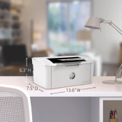 Walmart Black Friday! HP LaserJet Pro Laser Printer $59 (Reg. $89) + Free...