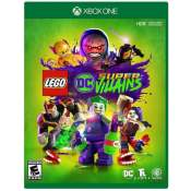 Amazon Black Friday TODAY ONLY! LEGO DC Super-Villains - Xbox One or PS4...